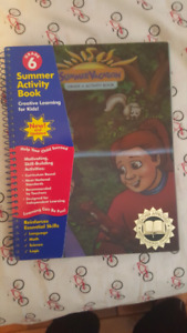 Selling Grade 6 Summer Textbook for $2!