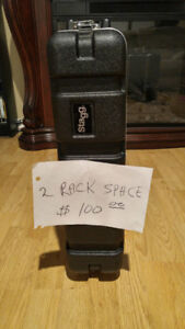 2 rack space