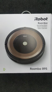 iRobot Roomba 895 Wi-Fi Connected Vacuuming Brand New