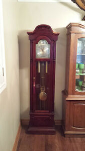 Grandfather clock for sale 1000 or best offer.