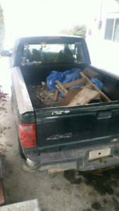 Parting out 2003 ford ranger xlt 4x4