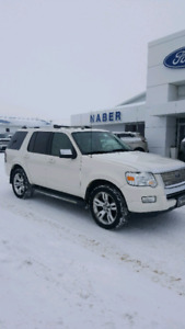 2009 Ford Explorer Limited