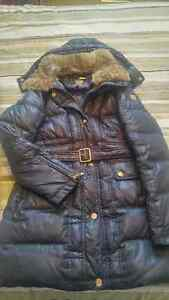 Vince camuto winter coat with  rabbit fur trimmed Gatineau Ottawa / Gatineau Area image 2