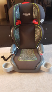 Like new!! Graco Highback Turbo Booster car seat