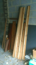 Pieces of wood - FREE