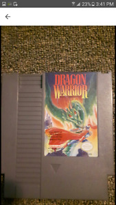 Dragon Warrior For NES
