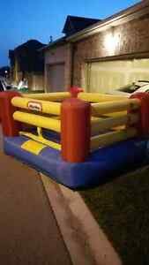 BOUNCY CASTLE LITTLE TIKES - JUMP - RENTAL