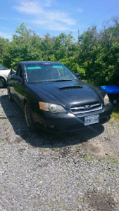 2005 Subaru Legacy GT Price drop (again)!