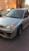2002 Honda Civic OUI Berline