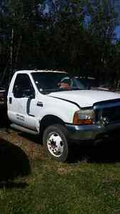 1999 Ford F-450 Coupe (2 door)