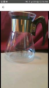 Vintage Corning Coffee Carafe