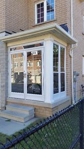 Glass Porch Enclosures and Storm Doors Specialist