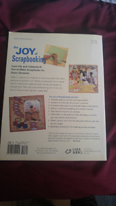 Scrapbooking Book -NEVER USED