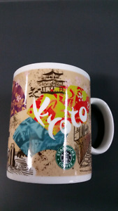 Brand New Starbucks Kyoto Mug