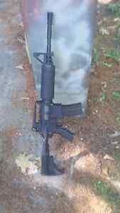 Air Soft King arms M4