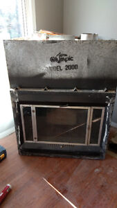 Fireplace for sale - used