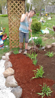 K&day landscapers  $125.00 5 hours of service 663 5412 text