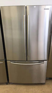 ECONOPLUS STAINLESS SAMSUNG FRENCH DOOR FRIDGE  999 $tx inc◆◆◆