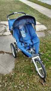 Like New Athletic Baby Jogger