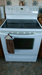 Frigidaire Gallery series Oven w/ convection self clean - white