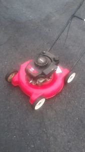 3.5hp lawnmower