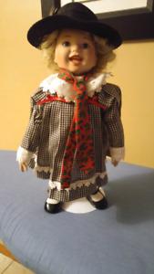 Ashton Drake porcelain doll