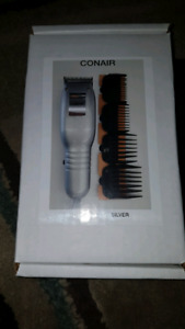 CONAIR HAIR TRIMMER/CLIPPER KIT