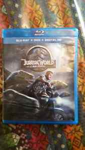 DVD et Blu Ray Jurassic Parc