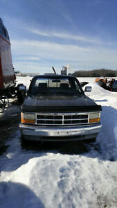 1992 Dodge Dakota Pickup Truck