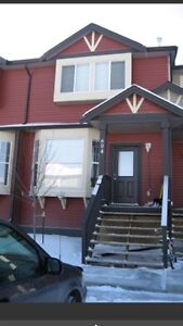 Airdrie townhouse