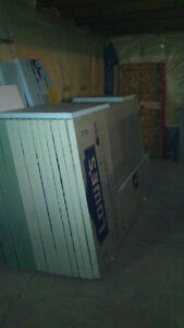 Blue Styrofoam for sale