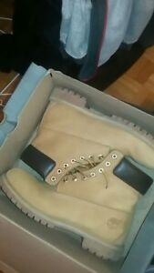 Timberland Boots ( Size 10 and a Half )