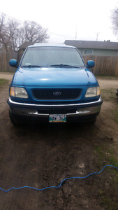 1998 ford f150 extended cab 3rd door