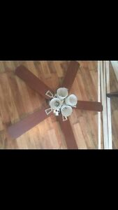 Very nice good condition ceiling fan