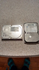 40 GB IDE  Hard Drives