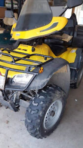 Quad  Honda 2004