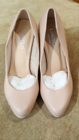 Ladies Brand New M&S Shoes With Insolia For Comfort