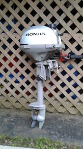 2.3 HP. Honda outboard motor