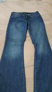 Brand new jeans, never worn! Parasuco, Guess, Calvin Klein