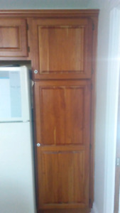 Full kitchen suite - cabinets and appliances