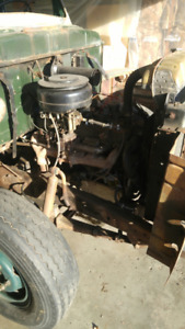 1942 dodge 0ne ton restoration
