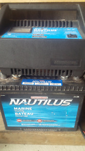 NAUTILUS CHARGER WITH BATTERY