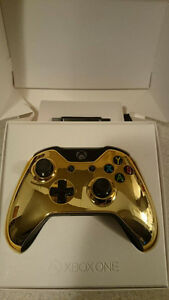 Manette Gold Xbox One