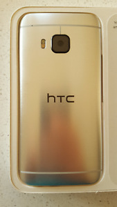 HTC One M9 32gb, mint condition (still available!)