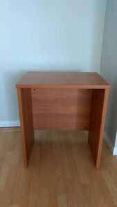 "Small Desk or Table, 25.5"" x 18"""