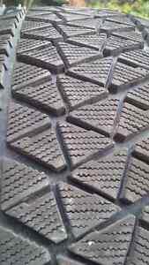 Used Blizzak Winter Tires Cambridge Kitchener Area image 5