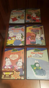 Max and Ruby  and more Children's DVD's