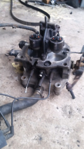 454 throttle body complete