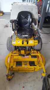 2008 Walker Riding Mower with Leaf Collector