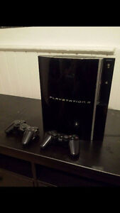 PS3, Controllers, and Games
